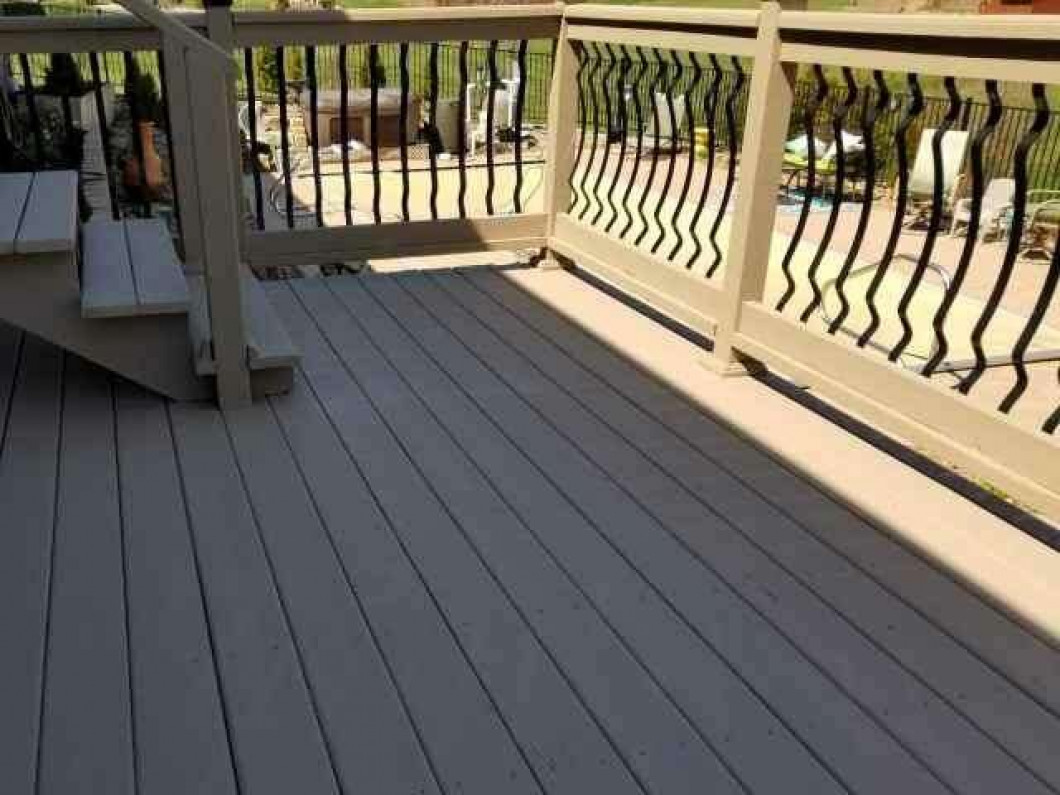 Stain Your Deck or Fence